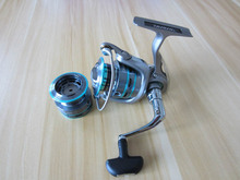 Daiwa Brand Procaster Spinning reel 2000A 2500A 3000A 4000A 7 BALL BEARING Spare metal spool free shipping