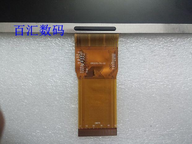 Punaier P710 MOMO9 3G 7300101463/1462 7300130906 LCD screen display screen<br>