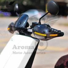 Buy motorbike handguard protectors motocross falling protection ATV moto dirt pit bike scooter plastic parts motorcycle hand guards for $17.99 in AliExpress store