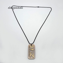 MF0420 DayZ Nacklace Men Colar Hip Hop Necklace Male Dog Tag Military Army Collier   jewelry for friend jewelry accessories