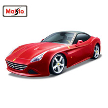 Maisto Bburago 1:24 California T Closed Top Diecast Model Car Toy New In Box Free Shipping