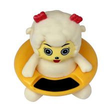 Infant Temperature Water Thermometer Sheep Pattern Baby Bath Thermometer Baby Tub Toy Temperature Tester Kid Bath Toy(China)