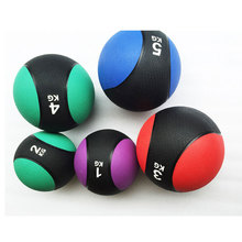 AIBOULLY gravity ball solid fitness balls abdomen waist exercise body workout rehabilitation training fitness ball 1pc