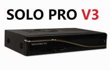 New version CCCAM Solo pro v3 With DVB-S2 Satellite tv Receiver Linux System Enigma2 stable than pro v2 support Youtube IPTV