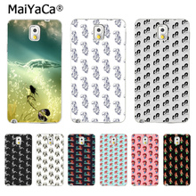 MaiYaCa The Little Mermaid Animation Ariel Girl Diy Cell Phone Case for Samsung Galaxy S3 S4 S5 I9500 S6 S7 S8 PLUS Mobile Cover(China)