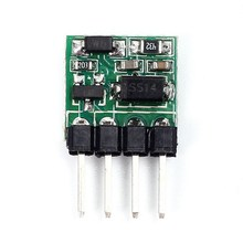 KY002 Single Button Trigger Bistable Switch Module 3-27V For Instrument Transformation Falling Edge(China)
