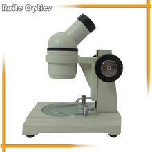 20x Pocket Monocular Stereo Microscope Surgical Operation Dissecting microscope with 20x UP-right Image for Lab School Student