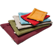 Solid Warm Bed Mats for Pet Cushion Mat Warm Dog Mattress Pad for Pet House/Kennels/Cage/Crate/Bed XS-XL Size