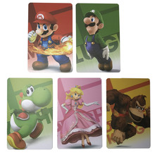 20Pcs/Set  Customized Cards Kart 8 Deluxe Racing Suits Amiibo NFC Tag Card Kids Toys Gifts
