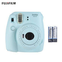 5 Colors Fujifilm Instax Mini 9 Instant Photo Camera + 2 Battery + 1 Camera Strap& Close up Lens Fujifilm Instax Mini 9 Camera(China)