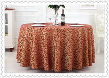 High-grade Hotel tablecloth Fabric European-style Restaurant tablecloths Living room Square table Round table Table cloth(China)