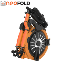 New design city walking Electric Bicycle mini smart folding lithium rechargeable High Quality Foldable battery electric bike(China)