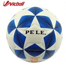 Machine Sewing Size 5# High Quality OEM Logo Soccer Ball(China)