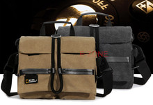 DSLR camera bag canvas shoulder camera bag For Nikon Sony Canon fujifilm olympus Gopro 5/4/3+