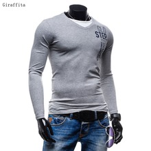 2017 New Autumn Fashion Brand Men Clothes Slim Fit Men Long Sleeve Shirt Men Casual Shirt