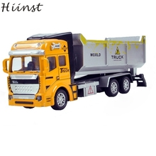 HIINST Best seller high quality giocattolo Childrens Kids educational Engineering Dump Truck Toy Car zabawka 03 S30