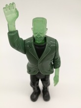 Action figures 3.75 inch Universal Monsters Global Monster Frankenstein Movable Five Joints Z365 (opp bags)(China)