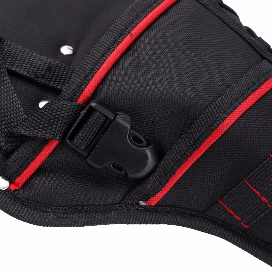 New Canvas Screwdriver Hand Tool Bag Holder Waterproof Waist Pocket Tools Belt Pouch 300*190mm For Electrician