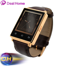 "In stock!NO.1 D6 MTK6580 Quad Core 1.3GHz 1GB 8GB 1.63"" 3G Smartwatch Phone Android 5.1 GPS WiFi BT 4.0(China)"