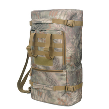 Men Military Bags Army Backpack  Big Capacity Black Molle Backpack System Camouflage Bag Zaino Tattico