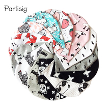 Brand Baby Hat Cotton Print Baby Beanie Fruit Strawberry Baby Girls Hats Autumn Winter Baby Caps All For Children's Accessories