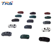 Teraysun 1:200 architectural plastic scale model car miniature model cars for model making layout(China)