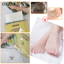 Skin Care Ginseng Extract Remove Foot Dead Skin Mask Foot Care Peeling Exfoliating Skin Socks Whitening Beauty Feet Care Cream(China)