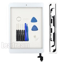 Touch Screen Digitizer Repair For iPad Mini (A1432 A1454 A1455 A1489 A1490 A1491) W/N IC Chip and Home Button(China)