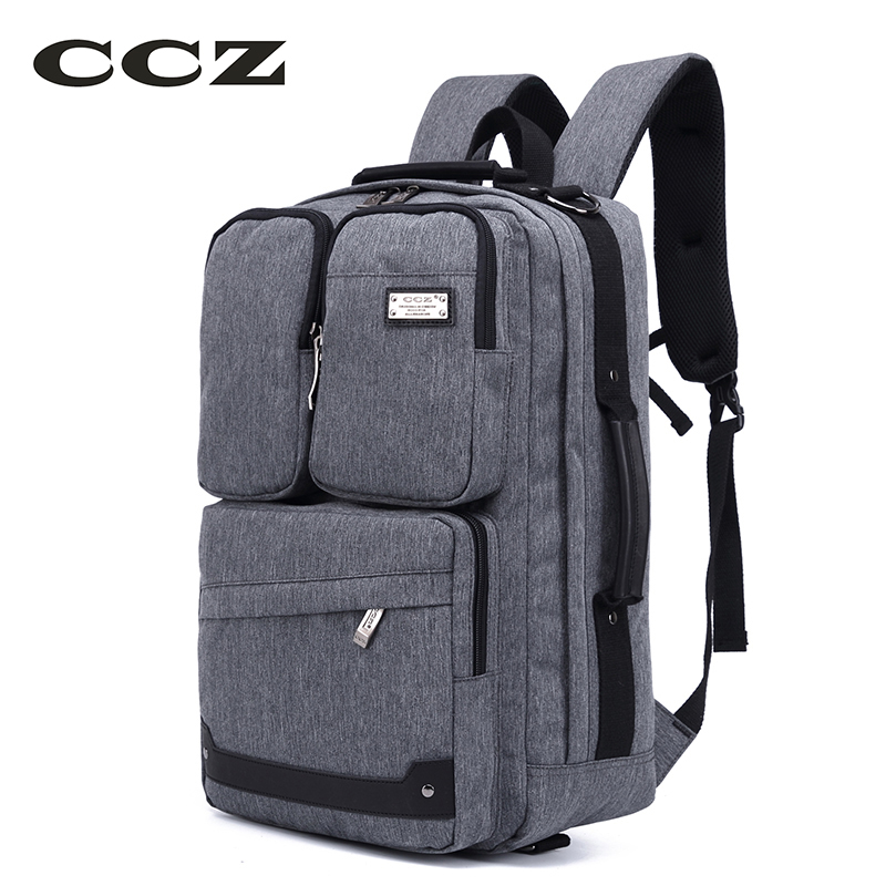 CCZ 2017 New Arrival Mens Backpack Fashion Men Bag Shoulders Bags Luggage Bag For Travelling 14 Laptop Computer Bag BK8011<br>