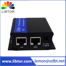 Libtor T260S-A1 best quality enterprise industrial wireless router with external antenna for M2M application