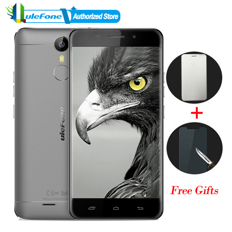 Ulefone Metal 4G Smartphone 5.0 inch 3050mAh Mobile Phone Android 6.0 MTK6753 Octa Core 3GB+16GB 5MP 13MP Touch IDs Cellphone(China (Mainland))
