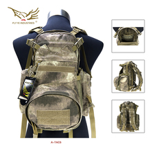 Flyye Yote Hydration Backpack Hydration Carrier Molle Backpack Military Gear PK-M007 Black Khaki AOR Coyote Brown Multicam