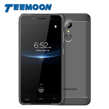 Homtom HT37 Pro Double Speaker Mobile Phone 5.0 Inch FHD MTK6737 Quad Core Android 7.0 3GB RAM 32GB ROM 3000mAh 4G Smartphone