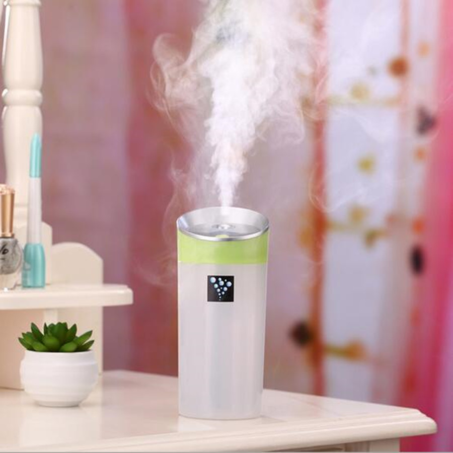 YJ Humidifier Car Aroma Diffuser Ultrasonic Humidifier USB 5V 2W 300ML Ultrasonic Mist Maker Fogger Car Diffuser Aromatherapy <br><br>Aliexpress