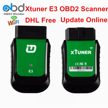 Newly Original Xtuner E3 Auto Diagnostic Tool OBD2 Car Scanner Online Update For Asia European US Cars Same As Vpecker Easydiag(China)