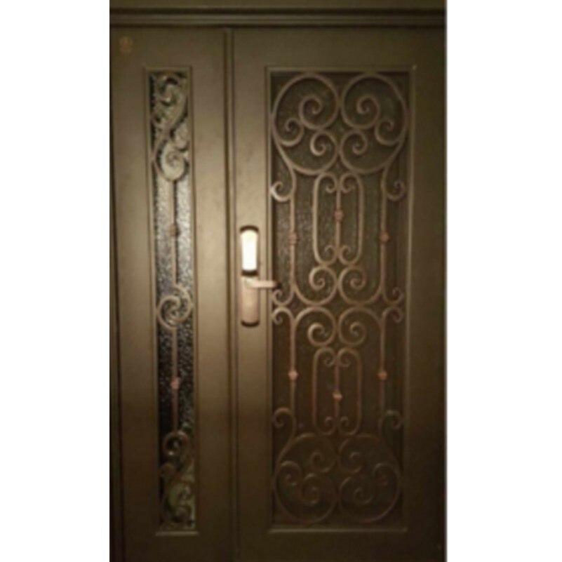 metal glass double entry doors luxury double entry doors arched double entry doors hcird10