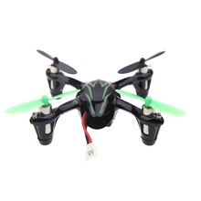 Original X4 H107C 2.4G 4CH 360 Degree Flip Quadcopter with 0.3MP Camera LED Light Remote Control Helicopter RTF Drone(China)
