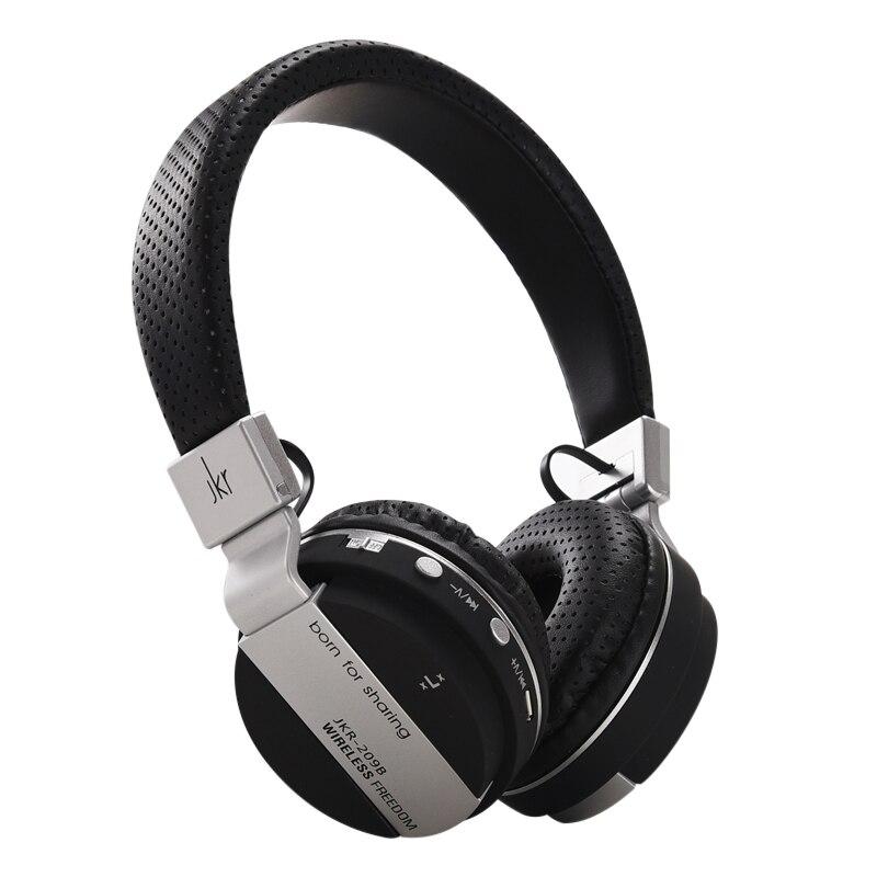 Wireless Bluetooth Headphone For MP3 Phones Headphones With Radio FM Micphone Noise Cancelling Earphone Soudbar Headset 250mAh<br>