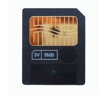 8MB SmartMedia SM Memory Card 8M for electronic organ keyboard & camera use(China)