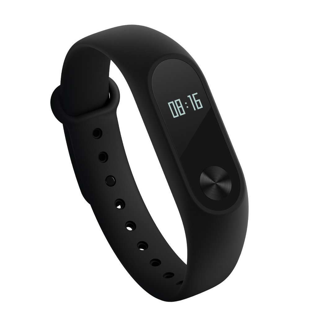 Bought for a gift Great bracelet watch Original Xiaomi Mi Band 2 Heart Rate Monitor Smart Wristband OLED Display armband watch<br>
