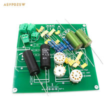 Ground Grid gg 12AU7 Tube preamplifier DIY kit (No tubes)(China)