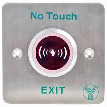 OBO HANDS No Touch Infrared Sensor Exit Button Door Release Buttons Switch NO/NC/COM