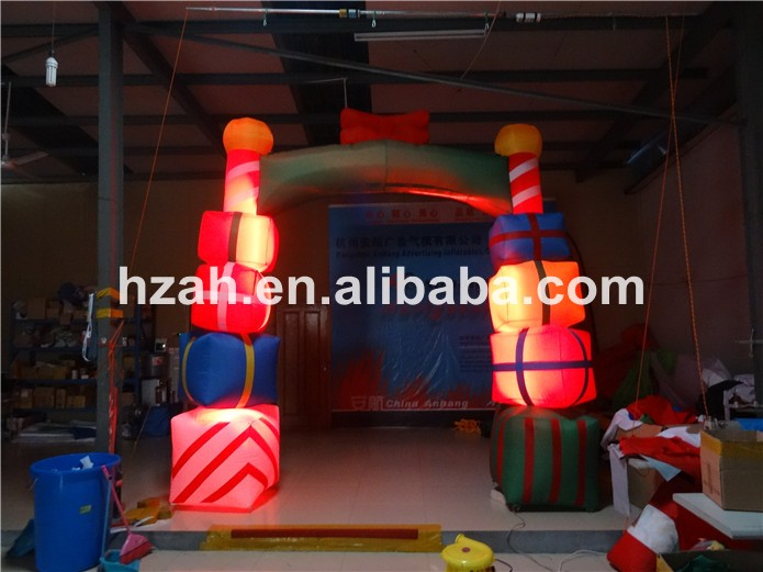 inflatable arch (25)