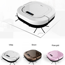 V-BOT G270 Robot Vacuum Cleaner Home Automatic Cleaning Robot Double-sided Brush Suction Sweep One Machine 2200mAh(China)