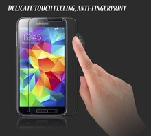 FREE SHIPPING 2016 NEW Big promotion  Tempered Glass Screen Protector protective Film For Samsung S4 S5 S6 A7 Screen Protector