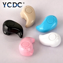 YCDC Mini Bluetooth Wireless In-ear Earbud Earphone for iPhone 5 6 Telephone Fone de Ouvido Audifonos Auriculares