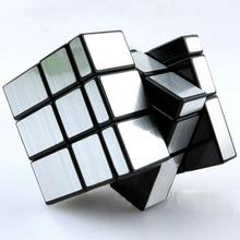 2016 Popular Shengshou Magic Cube Set Fluctuation Angle Puzzle Cube Skewb Speed Magic Cube Puzzle 3x3x3 Mirror Magic Cube Toys(China)