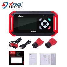 100% Original XTOOL HD900 Eobd2 OBD2 CAN BUS Auto Diagnostic Heavy Duty Code Reader HD900 same as Xtool PS201 DHL Free Shipping