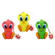 Smile duck usb flash memory pendriver usb flash drive 32gb u disk pen drive 64gb usb 2.0 usb flashdriver free shipping