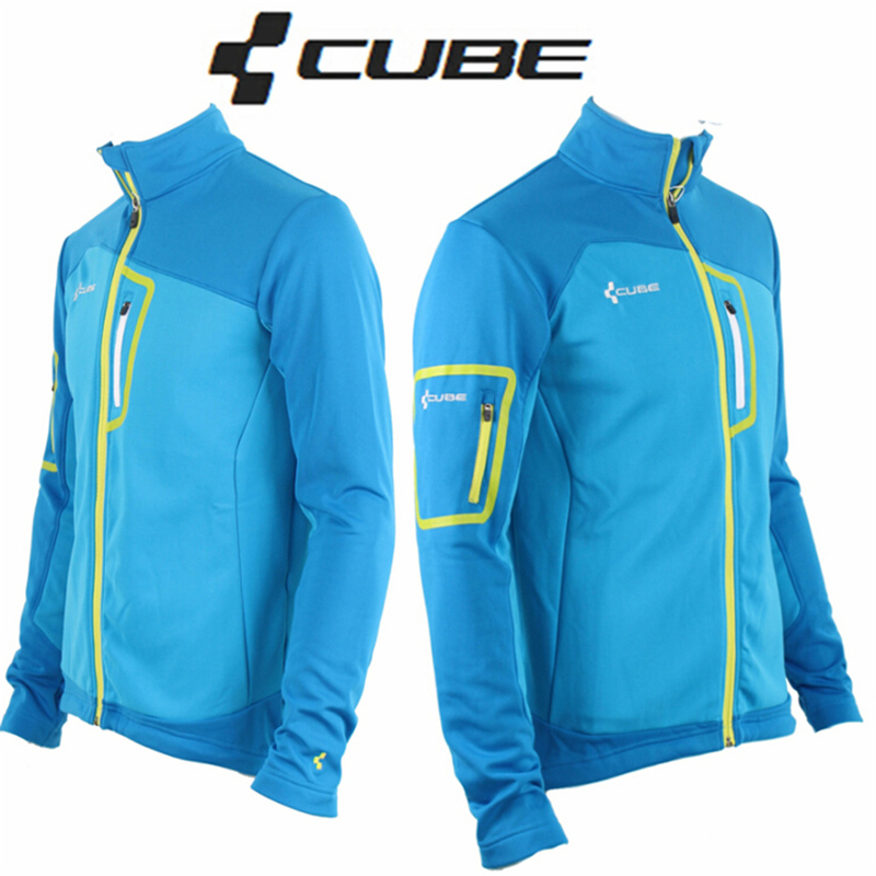 2017 Hot Sale Mens CUBE Downhill jersey Outdoor MTB Cycling Jackets Long Sleeve Mountaineering Bike Sport CUBE Cycling Clothing<br><br>Aliexpress